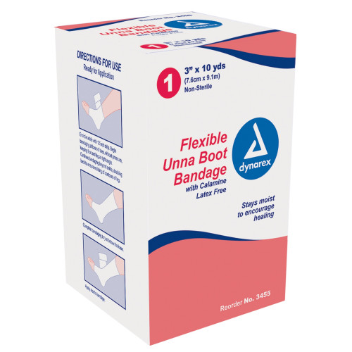 Flexible Unna Boot Bandage