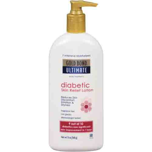 Gold bond diabetics moisturizing lotion buy lotions creams products chattem 04116705350 - Geldt bold ...