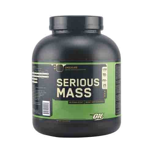 Serious Mass Muscle Builder