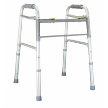 Imperial Collection Dual Release X-Wide Folding Walker