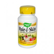 Nature's Way Hair and Skin with MSM and Glucosamine