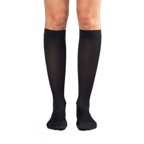 Jobst for Men Firm Casual Knee High Compression Socks 20-30 mmHg