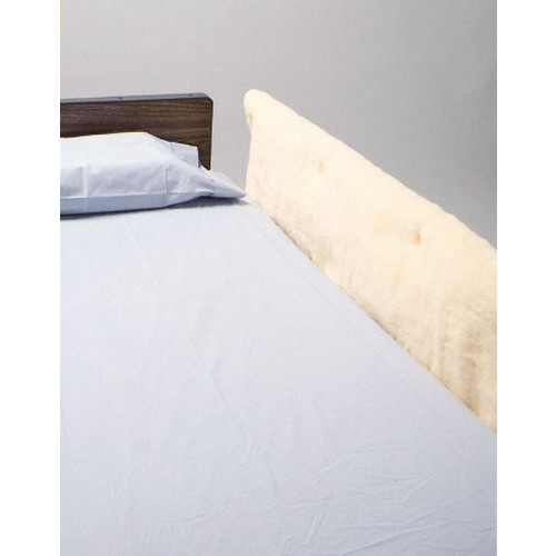 Sheepskin Bed Rail Pad
