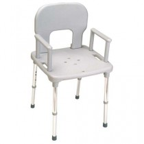 Bath One Shower Chair - Gray