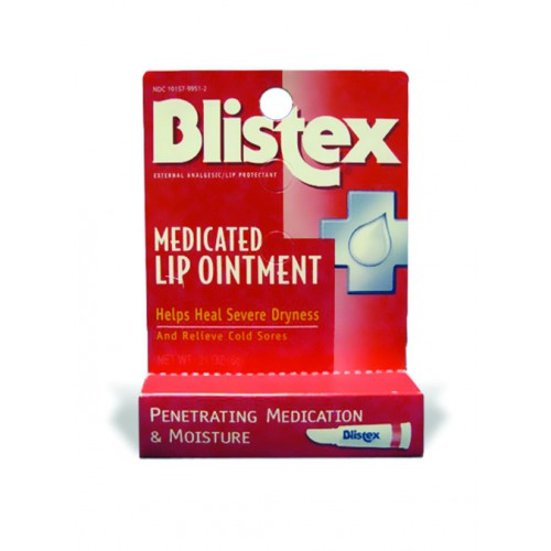 Blistex Med Lip Balm .15Oz