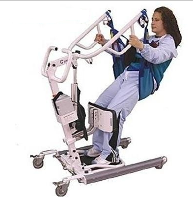 Lumex Sit To Stand Lift Manual