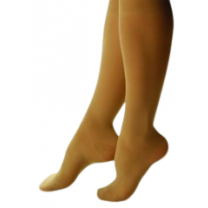 Shape to Fit Truly Sheer Fashion Knee High Stockings, 15-20 mmHg