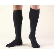 TRUFORM Men's Dress Knee High Socks 8-15 mmHg