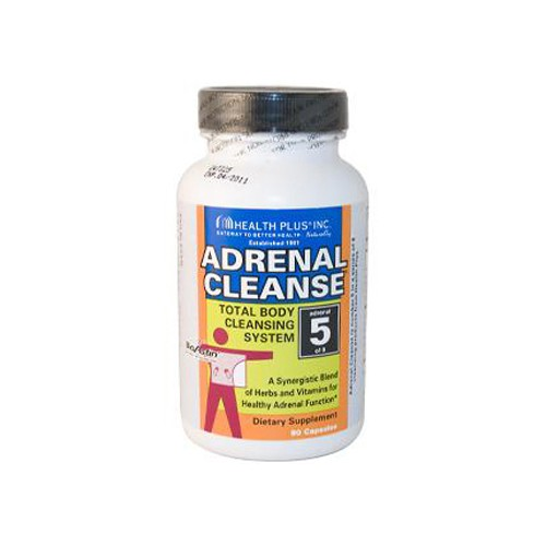Health Plus Adrenal Cleanse Herbal Supplement