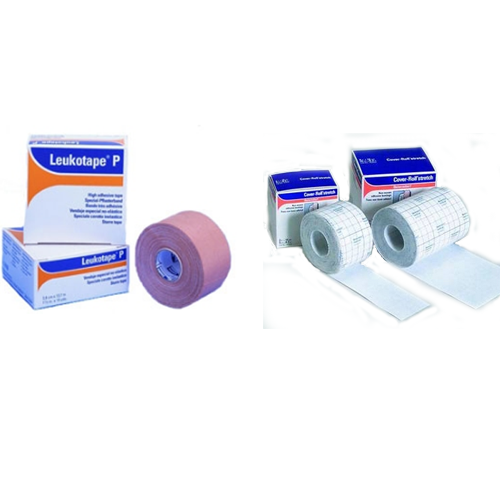 Leukotape Combo Pack with Cover-Roll