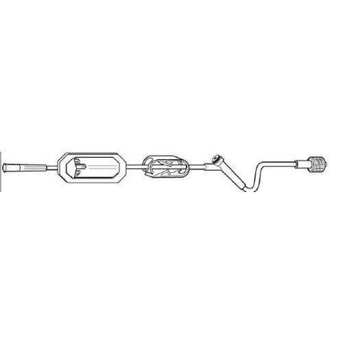 Extension Set with Male Luer Lock Adapter