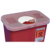 Kendall Sharps Container Round Design 8950SA