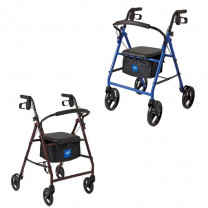 Medline Basic Steel Rollator
