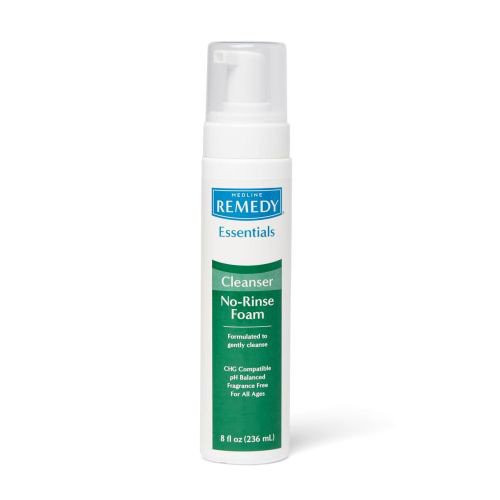 Remedy Essentials No-Rinse Cleansing Foam