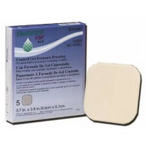 DuoDERM CGF 187659 | Square: 6 x 6 Inch by ConvaTec