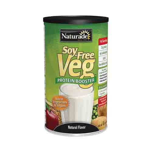 Natural Veg Soy Free Protein Booster
