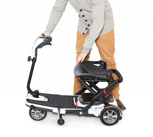 go go folding scooter cd7
