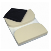 DMI® Coccyx Cushion - Dual Padded