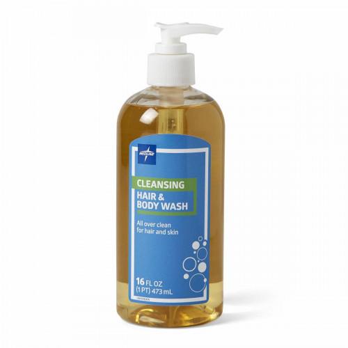 MedLine Spectrum Cleansing Hair & Body Wash