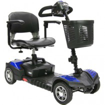Scout DLX 4 Wheel Compact Travel Scooter