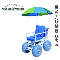 The Beach Access Chair