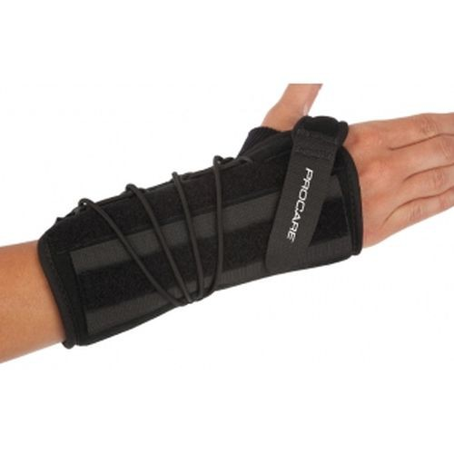 Wrist Support Quick-Fit Wrist II Removable Palmar Stay