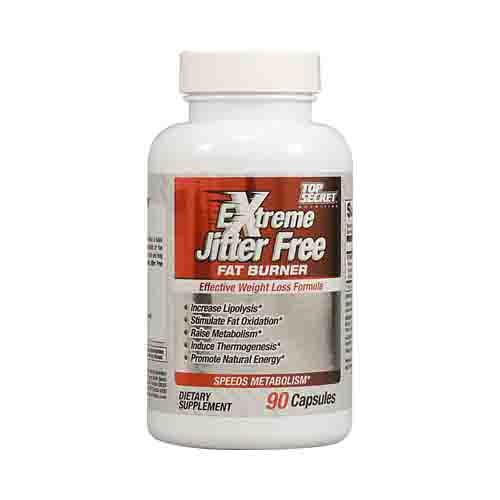 Extreme Jitter Free Fat Burner