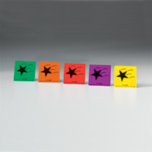 Posey Falling Star Magnets
