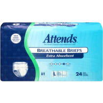 Attends Breathable Briefs BRBX30