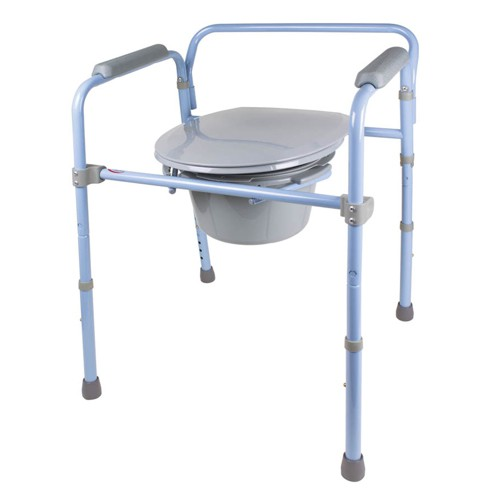 commode toilet folding commode carex commode