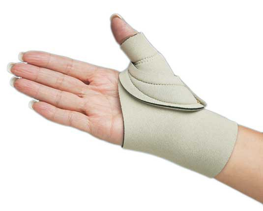 Comfort Cool Thumb Cmc Restriction Splint Joint Support Stability