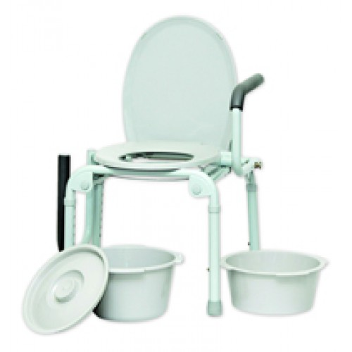 Invacare Drop Arm Commode
