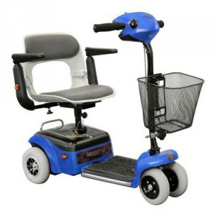 Shoprider Scootie Compact Travel Scooter TE-787NA