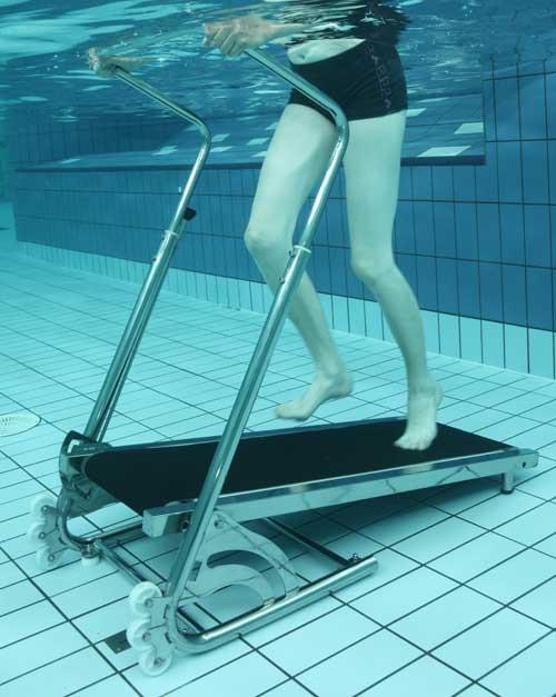 Aquajogg Pool Treadmill F Wxaqjg