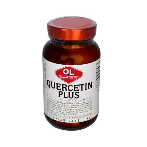 Olympian Labs Quercetin Plus 1 g