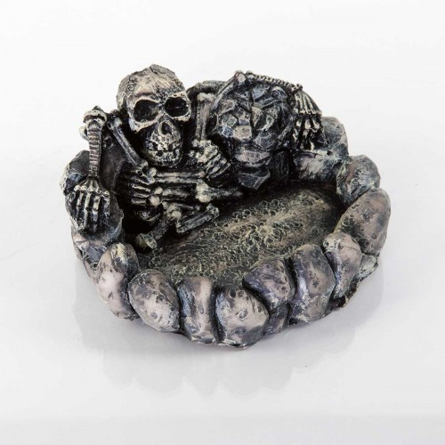 Decorative Skeleton Dish