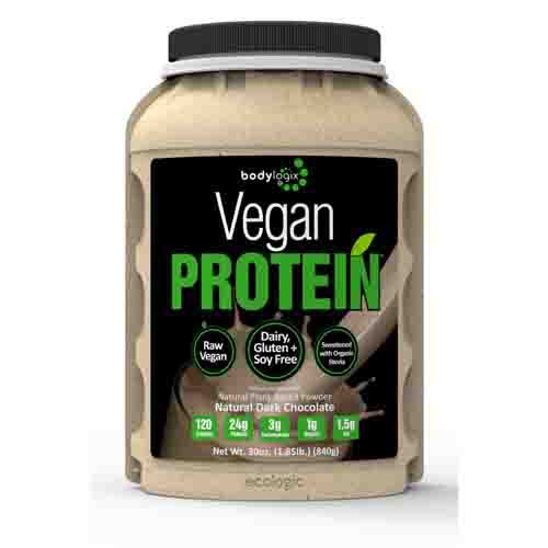 Vegan Plant Based Protein Powder