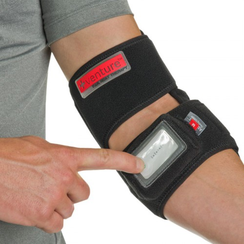 Venture Heat ELBOW WRAP Rechargeable Heat Therapy
