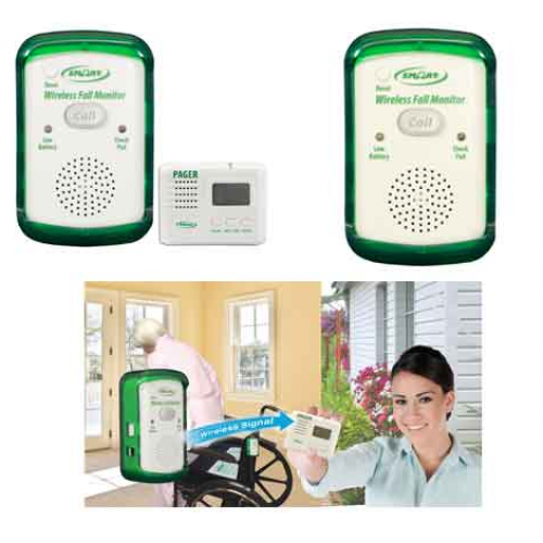 Wireless Fall Prevention System