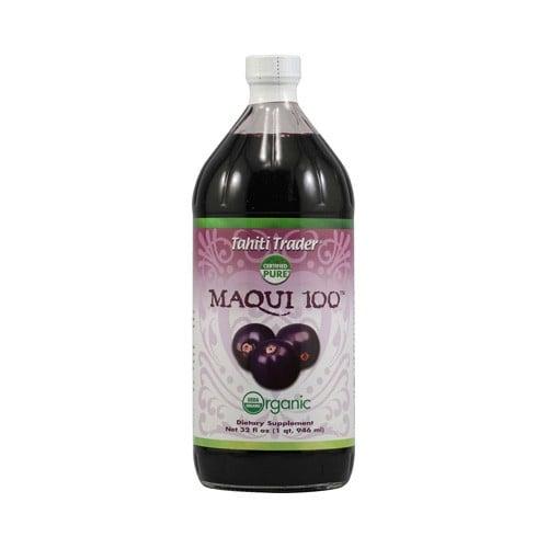 Tahiti Trader Organic Maqui