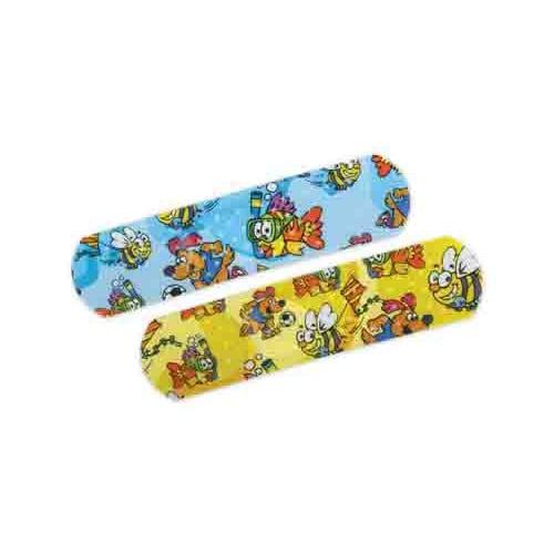 CURAD Medtoons Adhesive Bandages, Latex Free