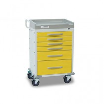 Rescue Isolation Medical Carts