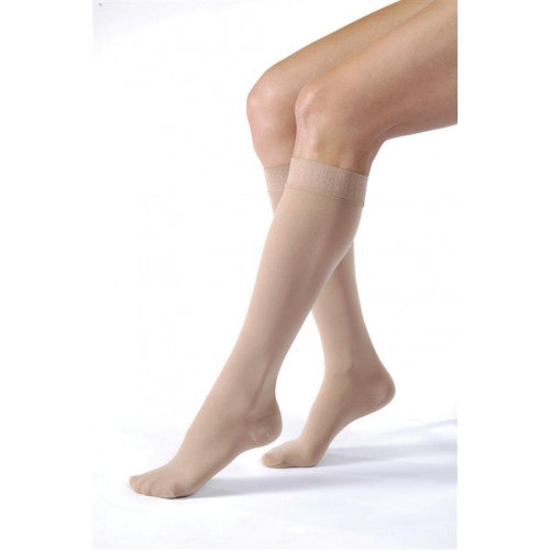 Jobst Relief Knee High Unisex Compression Socks CLOSED TOE 30-40 mmHg