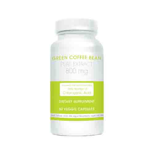Green Coffee Bean Pure Extract Fat Burner