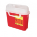 5.4 Quart Pearl BD Side Entry Sharps Container 305443