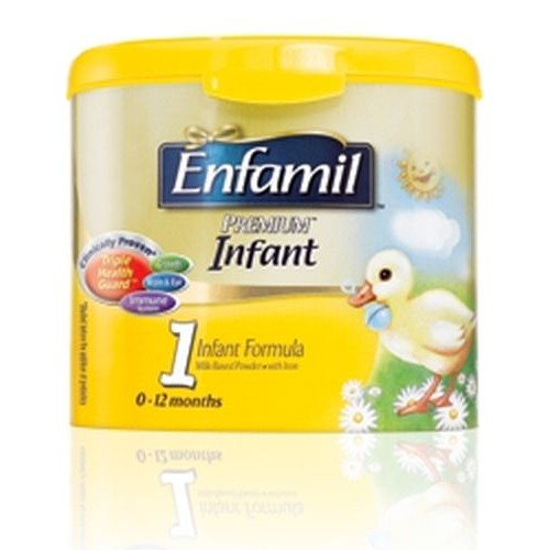 Enfamil Lipil Milk-Based with Iron - 12.9 oz