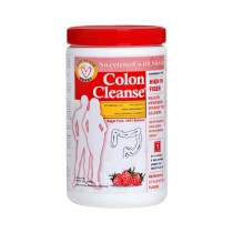 Health Plus Strawberry Colon Cleanse Sweetened with Stevia Dietary Supplement