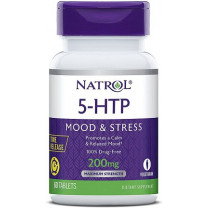 Natrol 5-HTP Mood & Stress Supplement