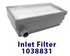 filters for respironics oxygen concentrators 755