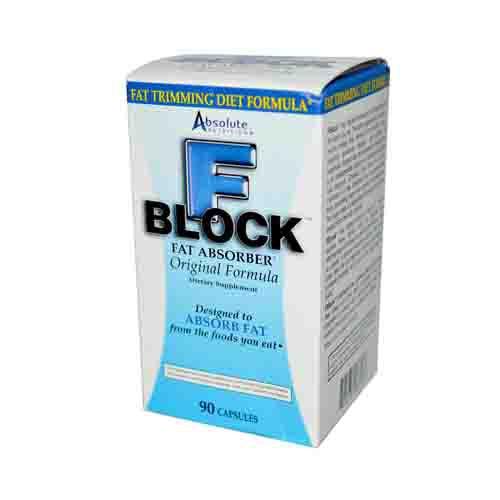 F Block - Fat Absorber